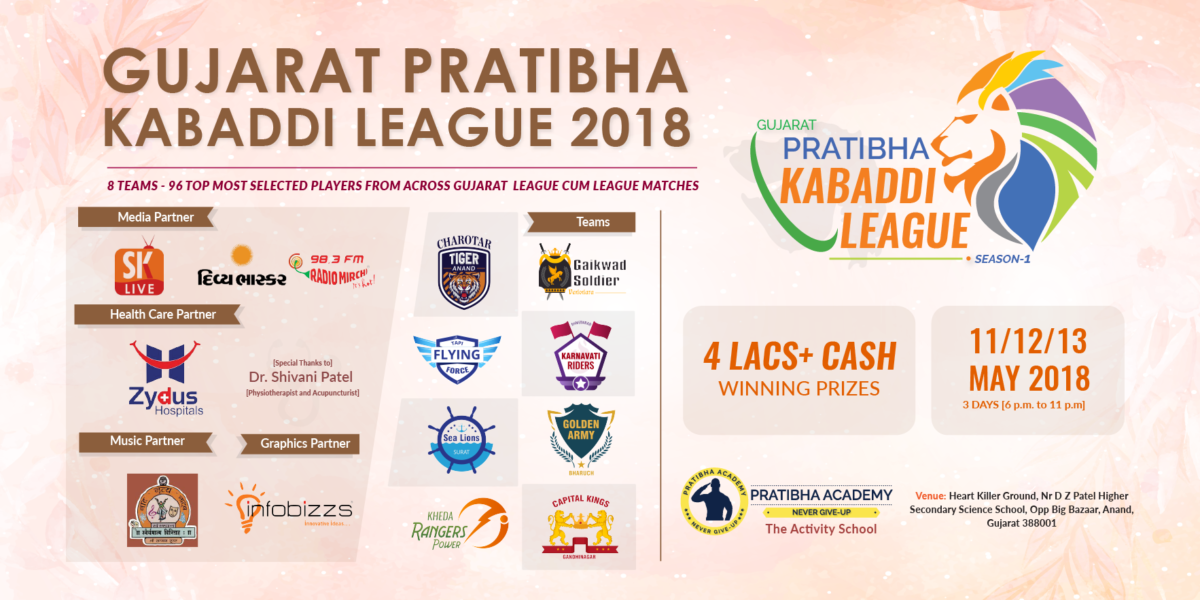 Gujarat Kabaddi League